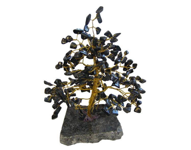 magick wholesale 187 black agate onyx gem tree