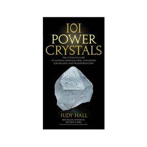 101 Power Crystals Book