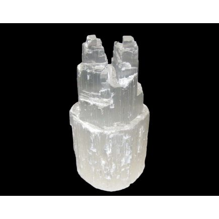 Selenite Double Headed Mountain