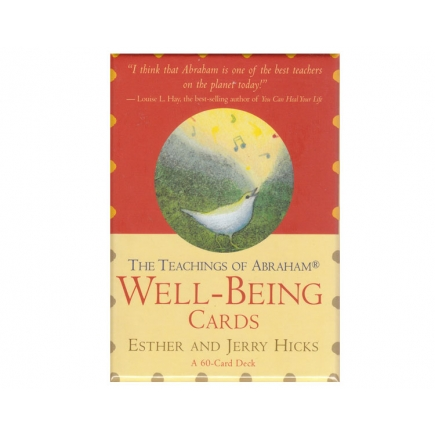Well Being Cards - The Teachings of Abraham