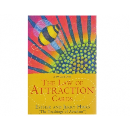 The Law of Attraction Cards By Esther & Jerry Hicks