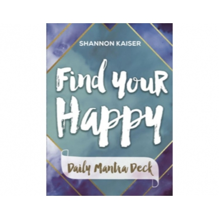 Find your Happy Daily Mantra