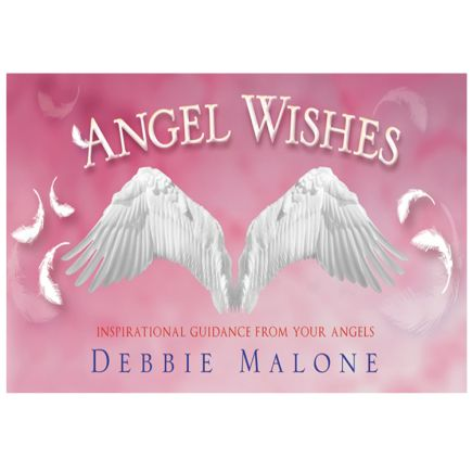 Angel Wishes Affirmation Cards