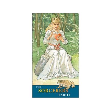 The Sorcerers Tarot From Lo Scarabeo
