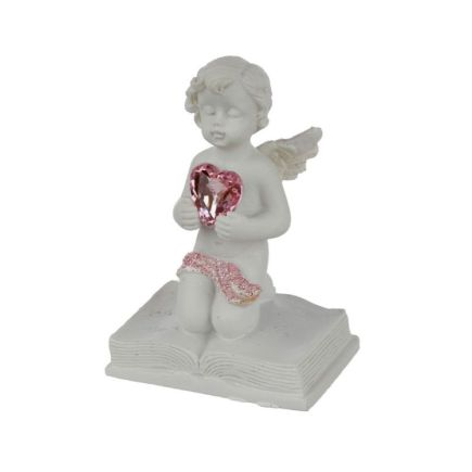 Happily Ever After Cherub Figurine - Pack of 12