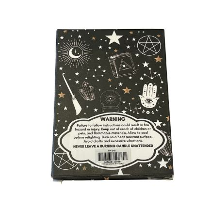 Navy Blue Spell Candles - Pack of 6
