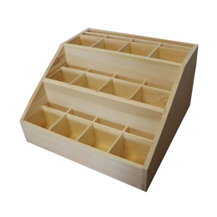 12 Compartment with Card Space