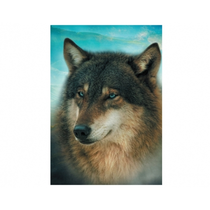 Winston Wolf Greeting Cards - Pack of 5