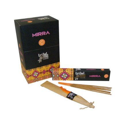 Tribal Soul Myrrh Sticks