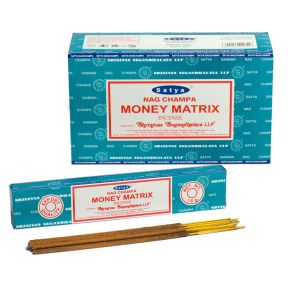 Satya Money Matrix Sticks