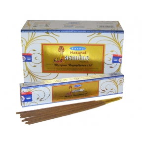 Satya Natural Jasmine Sticks