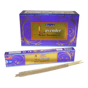 Satya Natural Lavender Sticks
