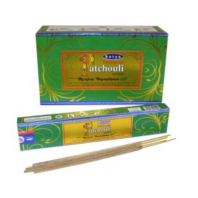 Satya Natural Patchouli Sticks