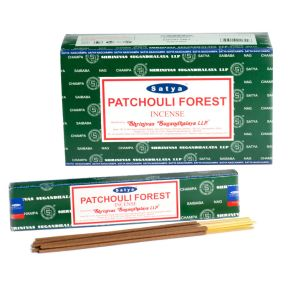 Satya Patchouli Forest Sticks
