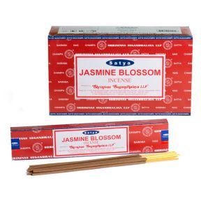 Jasmine Blossum Satya Incense Sticks