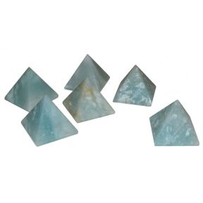 Amazonite Pyramid (35mm) - Chinese