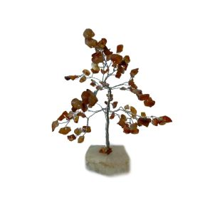 Carnelian Gem Tree - 100 Chip