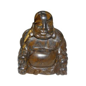 Tiger Iron Buddha - 75mm