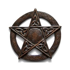 Large Celtic Pentacle