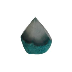 Teal Agate Point