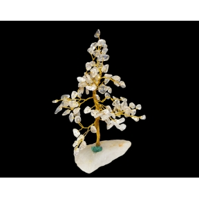 Quartz Gem Tree - 100 Chip