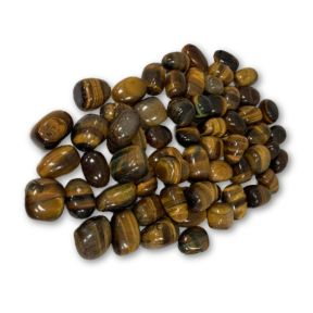 Tigers Eye (Gold) Tumblestone 1KG