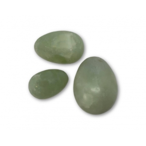 Jade Yoni Egg -  Three Sizes