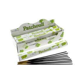 Stamford Patchouli Hex Sticks