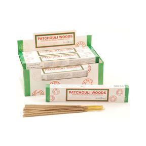 Stamford Masala Patchouli Woods Sticks