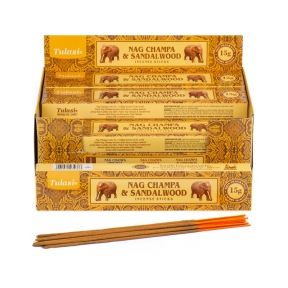 Tulasi Sandalwood Nag Champa Sticks