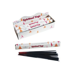 Stamford Spiritual Yoga Hex Sticks