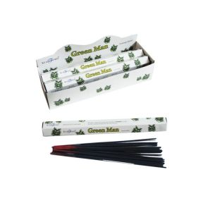 Stamford Green Man Hex Sticks