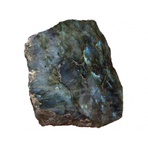 Labradorite Half Polished Free Form