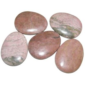 Rhodonite Thumb Stones
