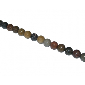 River Stone Beads
