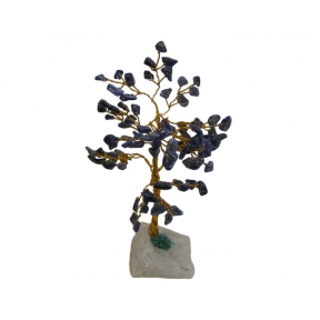 Blue Aventurine Gem Tree - 100 Chip