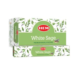 HEM White Sage Masala Incense Sticks