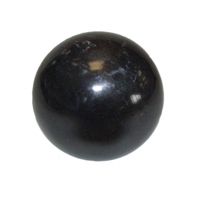 Black Agate Crystal Sphere