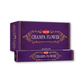 HEM Champa Flower Masala Incense Sticks