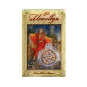 Llewellyn Tarot Deck & Book Set