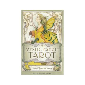 Mystic Faerie Tarot Deck and Book Set