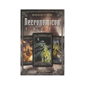 Necronomicon Tarot Deck & Book Set