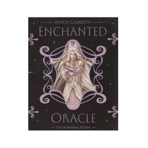 Enchanted Oracle Deck Book Pendant & Bag Set