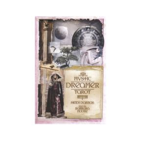 Mystic Dreamer Deck Book & Tarot Bag Set