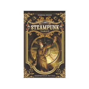 Steampunk Tarot Deck & Book Set