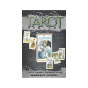 Tarot Spreads Book By B Moore