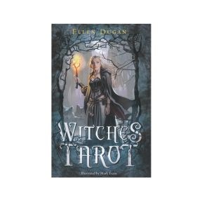 Witches Tarot Deck & Book Set by Ellen Dugan