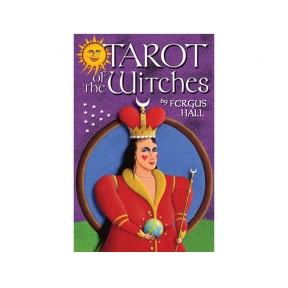 Tarot of The Witches By Fergus Hall