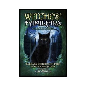 Witches Familiars Oracle Cards