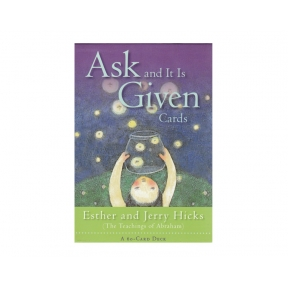 Ask & It is Given 60 Card Deck By Esther & Jerry Hicks